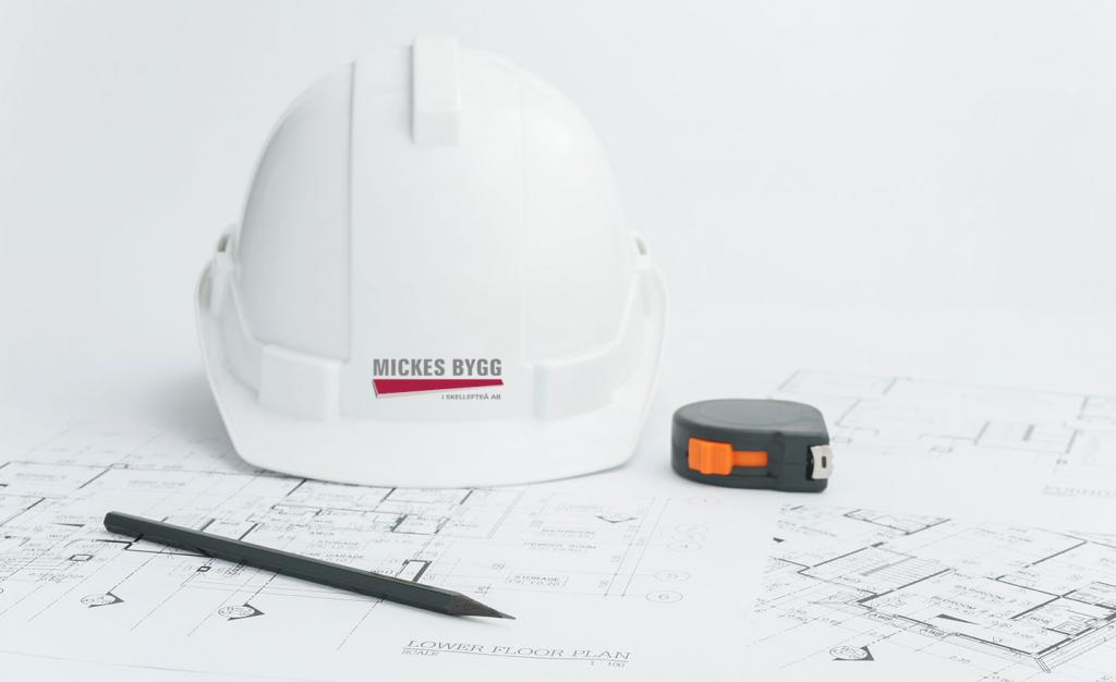 Mickes Bygg i Skellefteå - Vi snickrar, renoverar & bygger det mesta